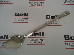 """*NEW* 18"""" Stainless Steel Solid Basting Spoon"""