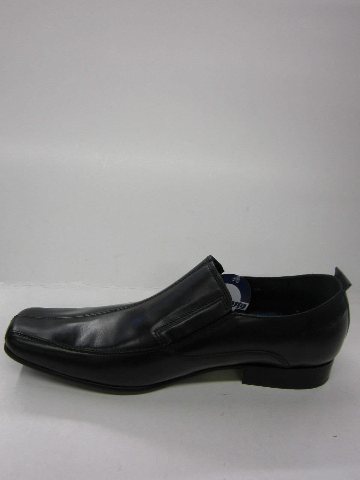 Herren LAMBRETTA CROWLEY LEATHER OFFICE SLIP ON FORMAL WEDDING OFFICE LEATHER WEAR Schuhe 80b52b