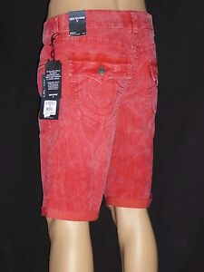93c1160fb  159 Ricky Shorts True Religion Men Corduroy Shorts size 29 30 31 32 ...