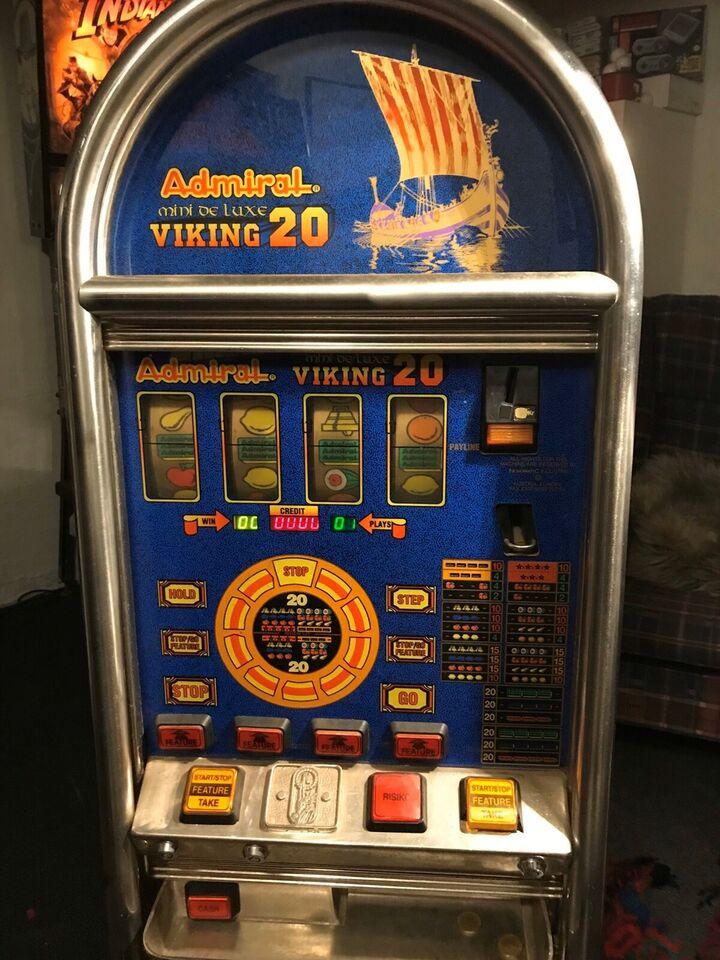 Admiral, spilleautomat, Defekt