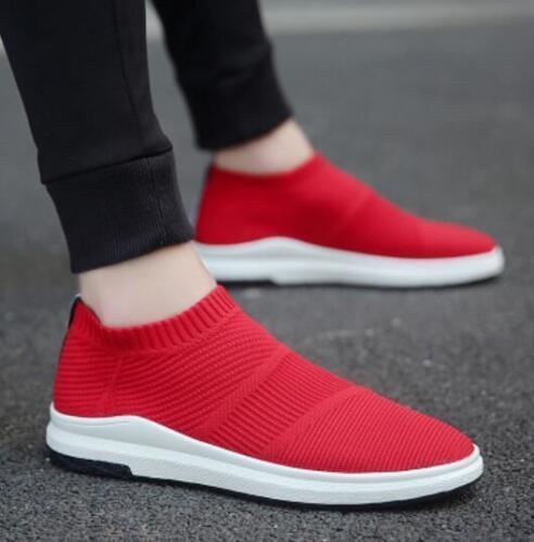 à sport respirantes sport running de Chaussures et enfiler athlétiques décontractées pour hommes chaussures de p8nRw