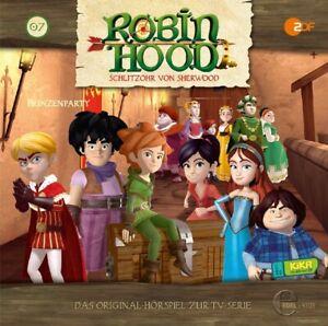 ROBIN-HOOD-SCHLITZOHR-VON-SHERWOOD-7-ORIGINAL-HORSPIEL-PRINZENPARTY-CD-NEW