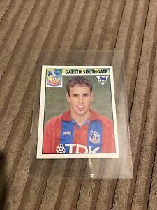 Rare Gareth Southgate Merlin Premier League 95 Sticker Crystal Palace Invest