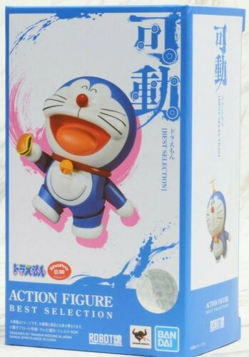 DORAEMON Robot Spirits Action Figure Best Selection Bandai Tamashii Nations