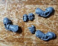 Warhammer 40k Chaos Space Marines Bits Terminators Engraved Power Maul x1