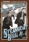 Steamboat Bill Jr Ultimate Edition 0738329069421 DVD Region 1