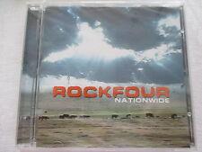 Rockfour - Nationwide - CD Neu & OVP New & Sealed