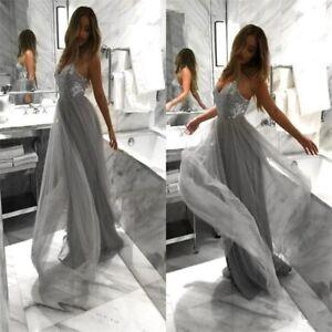 Kleid grau ruckenfrei