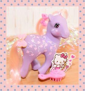 ❤️My Little Pony MLP G1 Vtg TAF Twice as Fancy Ponies Love Melody Hearts❤️