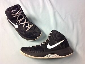 eae8c7633b52 Womens size 8 Nike Air Precision basketball shoes. Black. Great ...