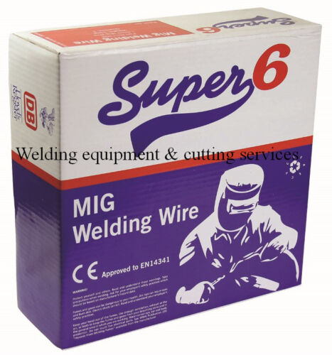 316Lsi Stainless Steel Mig Welding Wire 0.6mm Dia x 0.7kg Reel
