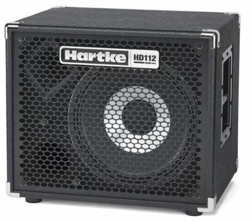 "hart080p Hartke HD112 1x12 Bass Cabinet Cover 1//2/"" Padded Black Tuki Cover"