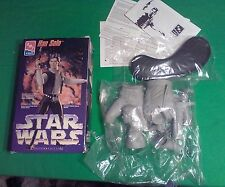 Star Wars AMT ERTL Han Solo Model #8785 Collector Edition 1995