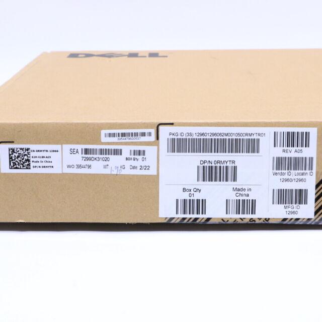 Nuevo Genuino Dell PR03X Portátil Estación de Acoplamiento con / Potencia Fuente