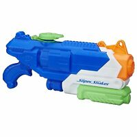 Super Soaker Breach Blast Nerf Water Kids Play Toys Fun Game Gift Pool