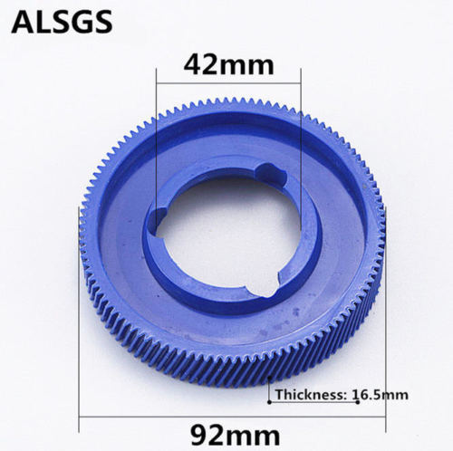 2X Milling Machine Part Power Feed Gear Import Servo All Models Of ALSGS New