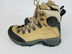 6e57d58659b Details about LA SPORTIVA Thunder II GTX Leather GORE-TEX Vibram Sole  Hiking Boots Womens 5.5