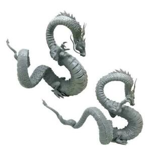 1-35-Resin-Figure-Model-Kit-Chinese-Dragon-Unpainted-unassembled-mythologic-F7N6