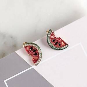Watermelon-Fruit-Stud-Earrings-For-Women-Girls-Wedding-Party-Charm-Jewelry