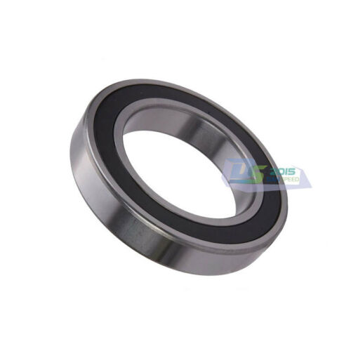 Durable 25x42x9mm Roulements 6905 2RS RS caoutchouc étanche Deep Groove Ball Bearing
