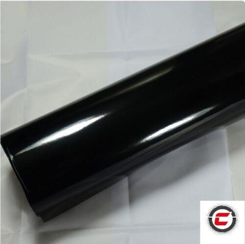 Gloss Black Vinyl Car Wrap Various Sizes Bubble Free Application