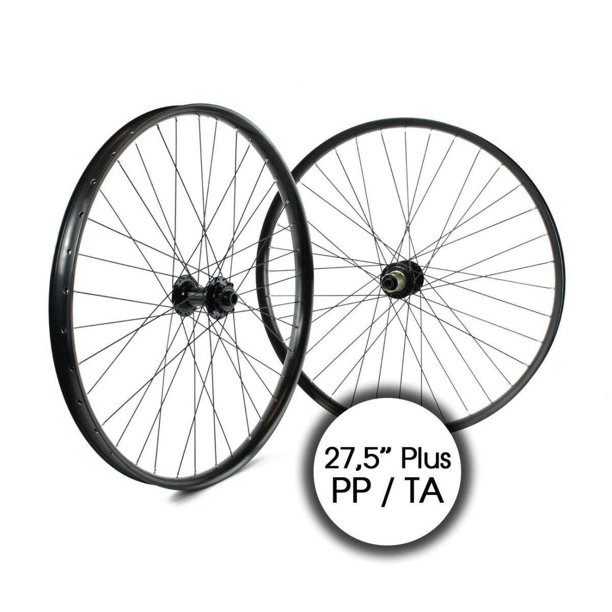 Coppia ruote mtb 650b  plus 11v disco black RIDEWILL BIKE Bicicletta  retail stores
