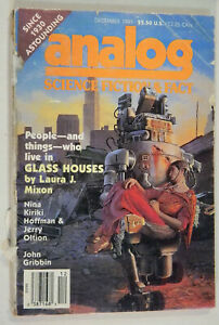 Analog-Science-Fiction-Fact-Dec-1991-Laura-J-Mixon-John-Gribbin-Jerry-Oltion