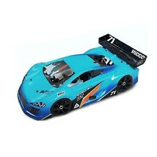 JZ Racing Flow Clear GT Race Body (for 1/8 GT) - JZFLOW