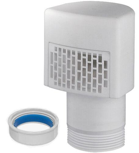 Dallmer DallVent Mini Rohrbelüfter Abwasserrohr DN40//50 HT Abfußrohr Belüfter