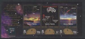 Ile-de-Man-1999-Neuf-Millennium-Feuille-MNH-Sg-MS868