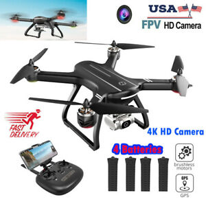 Holy Stone HS700D 4K GPS FPV Drone with HD Camera  Drone Brushless Quadcopter