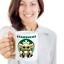 thumbnail 2 - Starbucks Baby Yoda Star Wars Cute Yoda STARBUCKS Fan Coffee Mug Gift