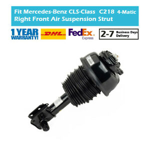 Front Right Air Suspension Strut Fit Mercedes E350 500 63AMG W212 4-Matic W/ADS