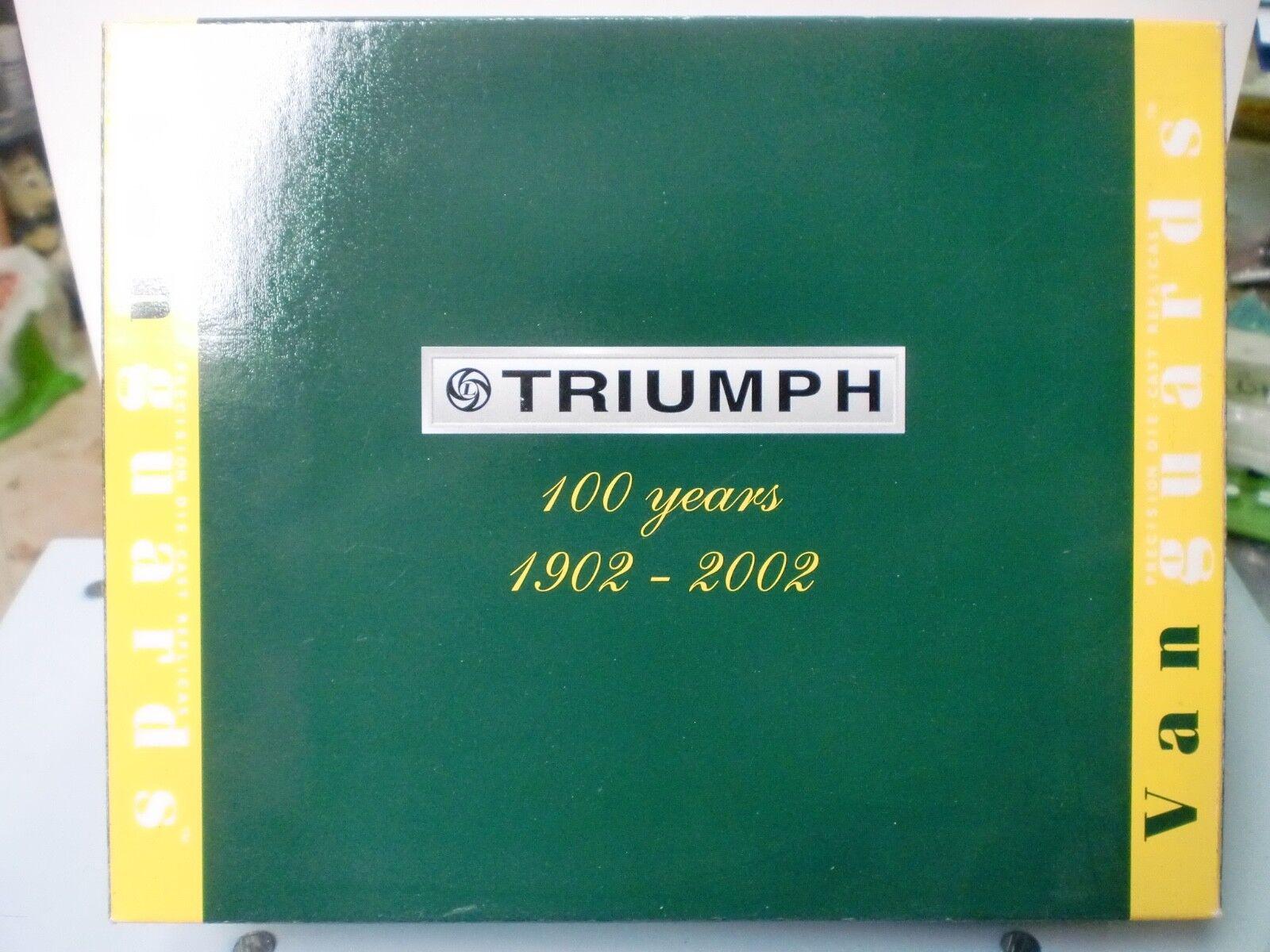 VANGUARD VANGUARD VANGUARD 1 43 - TRIUMPH 100 YEARS 1902-2002 - TC1003 263548