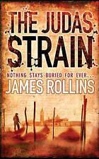 The Judas Strain (Sigma Force 4), James Rollins | Paperback Book | Good | 978075