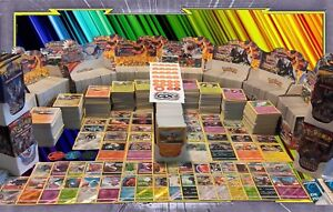 Lot-100-Cartes-Pokemon-Differentes-Francaises-Cadeaux-100PV-Brillantes-Rares