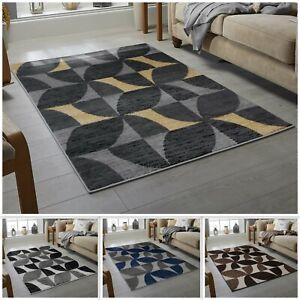New Non Slip Modern Large Rugs Living Room Carpet Mat Rug Runner Bedroom Ebay