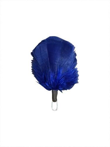 facile à transporter Belle petite plume//séran de glengarry//balmoral cap//hat
