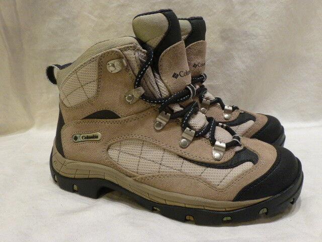 Columbia Wahkeena Pass Olive Waterproof Trail Hiking Casual Damenschuhe Stiefel 7M 170