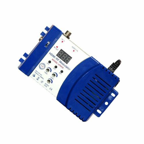 HDM68 Modulator Digitale RF HDMI Modulator VHF UHF Frequenz PAL YL