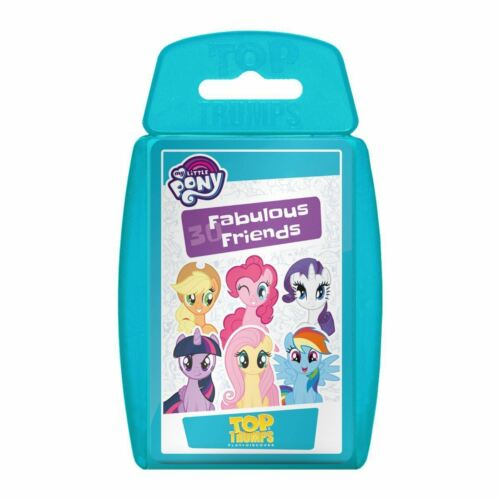 Top Trumps My Little Pony Fabulous Friends Card Game