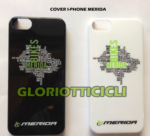 MERIDA COVER PORTA IPHONE 5 BIANCA