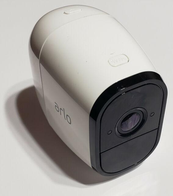 ARLO PRO Netgear Security Wireless White VMC4030 Add on HD Camera Discolored