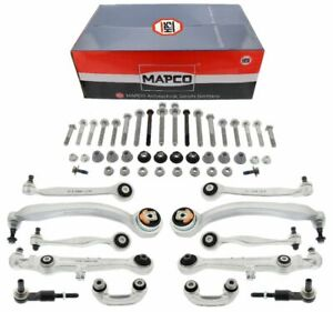 Mapco-HD-HPS-Reinforced-Control-Arm-Set-Front-52-Piece-For-Audi-A4-Seat-Exeo-St
