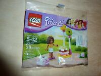 Lego Friends 30107 Birthday Party (bagged) - 673419188784 Toys