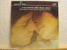 RONNIE ALDRICH * En Los Momentos Felices * Dos Pianos * DECCA 4 Fases * SPAIN *