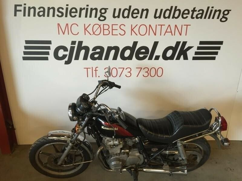 Kawasaki, Z 440, ccm 443