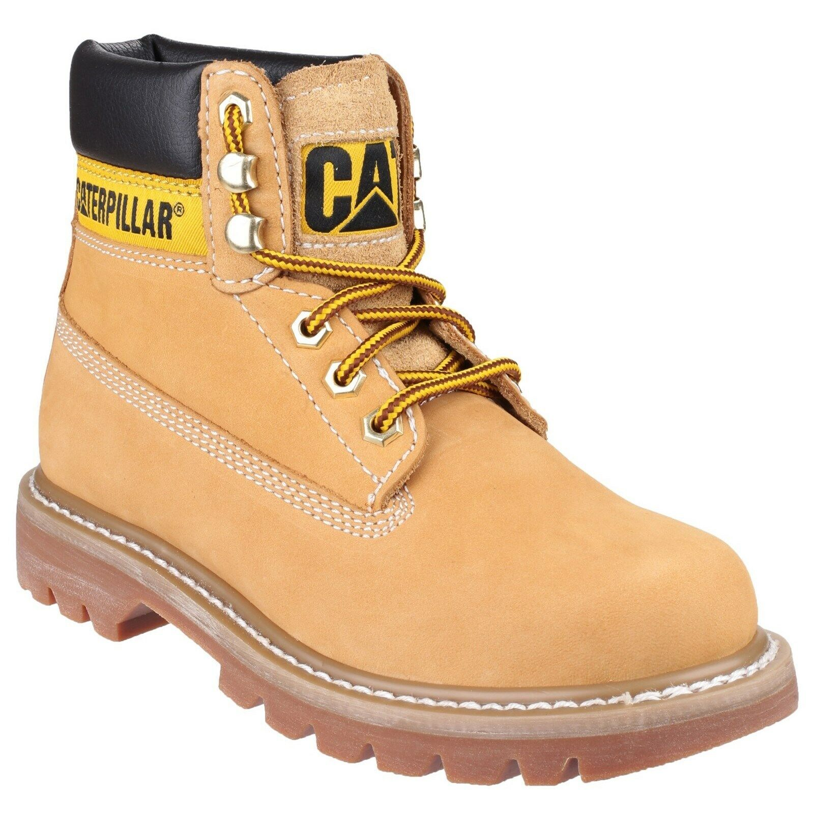 Caterpillar Colorado Ladies Boots Honey Reset UK Size