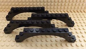 Choose Colour You Want 6108 4 LEGO Brick Arch Arches Bridge 1 x 12 x 3