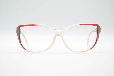 Amichevole Vintage Guy Laroche Gl 2128 55 [] 15 140 Rosso Trasparente Ovale Occhiali Nos-mostra Il Titolo Originale